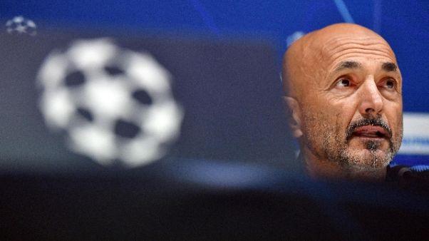 Spalletti, Inter dia tutto per ottavi