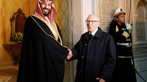 Saudi, Tunisia have good relations - Saudi crown prince