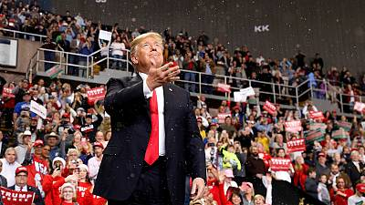 As Trump renews border wall demands, U.S. government shutdown looms