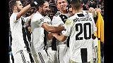 Champions: 1-0 al Valencia,Juve a ottavi