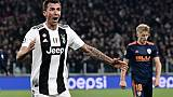 Ligue des champions: la Juventus assure la qualification, pas la 1re place