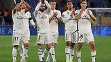 ريال مدريد يضمن الصدارة بالفوز في روما