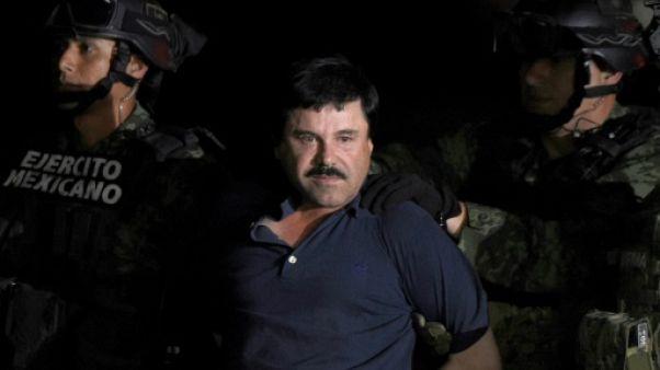 El Chapo, ses propriétés, ses jets privés et ses fauves exposés à New York