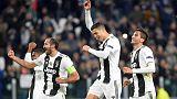 Juve through as brilliant Ronaldo assist sets up Valencia win