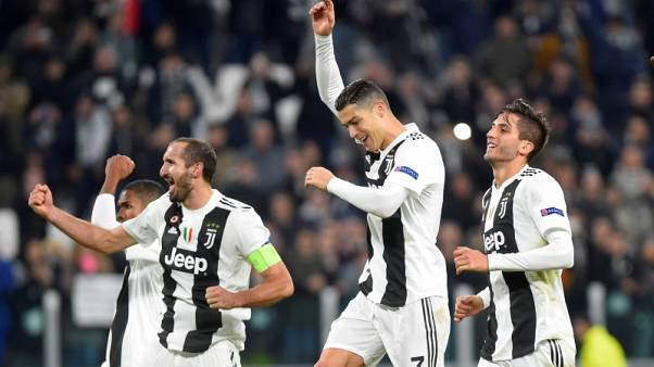 Juve through as brilliant Ronaldo assist sets up Valencia win