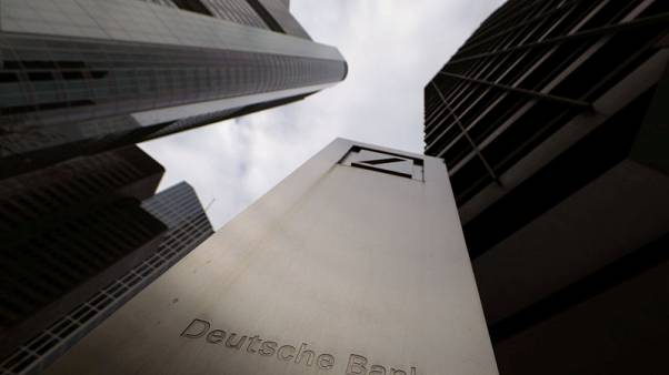 Deutsche Bank mulls shake-up of high-level executives - WSJ