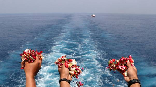 Indonesian investigators meet victim's families before release of first Lion Air crash report