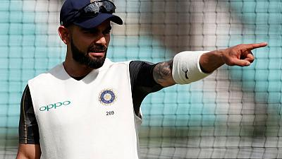 Weather hits India preparations for Australia series