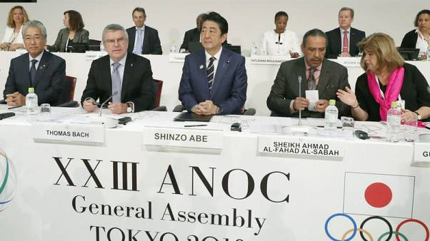 Olympics - Sheikh Ahmad asks for ANOC support as he fights legal case