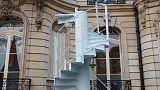 مصحح-بيع جزء من درج برج إيفل مقابل 169 ألف يورو في مزاد بباريس