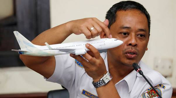 Indonesia says Lion Air jet not airworthy on flight before crash