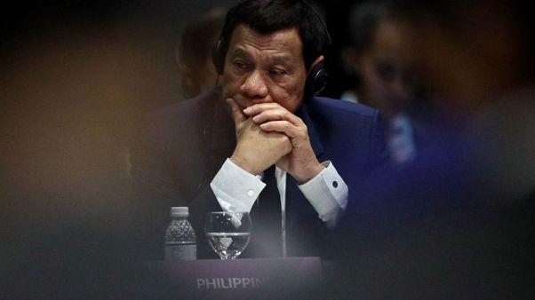 Philippine leader slammed over threat to create 'Duterte death squad'