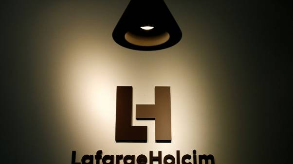 LafargeHolcim sees slower 2019 sales growth but higher profitability