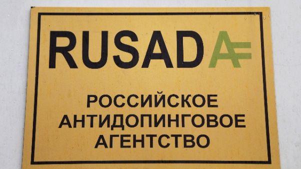 Doping: delegazione Wada a Mosca