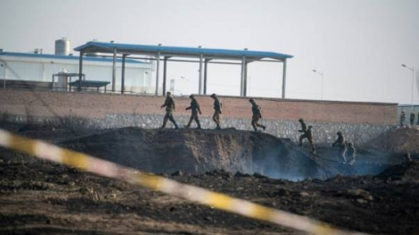Explosion chimique en Chine dans une ville des JO-2022 : 23 morts