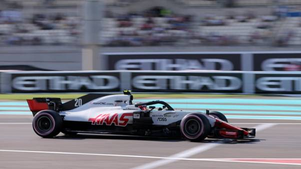 Motor racing - Haas opts against appeal over Force India decision