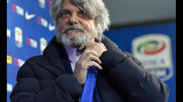 Sampdoria, gdf sequestra beni a Ferrero