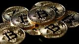 Bitcoin gains 6 percent as it heads for best day since July