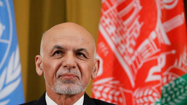 Afghan president forms team to negotiate peace with Taliban