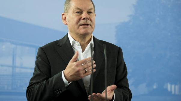 German Finance Minister wants reforms to strengthen euro zone