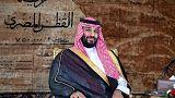 Saudi crown prince arrives in Argentina for G20 amid Khashoggi murder furore