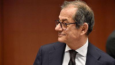 "Italy says seeking ""space"" to tweak budget amid EU dispute"