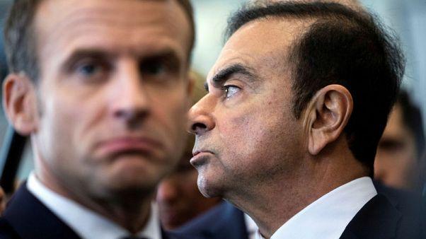 Seeds of Renault-Nissan crisis sown in Macron's 'raid'