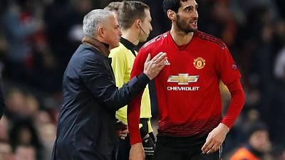 United's Fellaini shows why he is Mourinho's 'go to' player