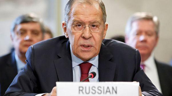 وزير خارجية روسيا: تشجيع أمريكا لأوكرانيا يشعرني بحزن شديد