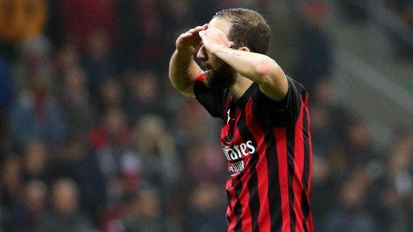 "Higuain: ""Sono al Milan per aiutare"""