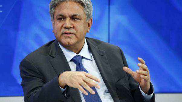 Exclusive - Abraaj founder Naqvi pitches last-ditch rescue bid to investors