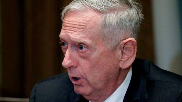 وزير الدفاع الأمريكي: الأمن مبعث قلق وسط أزمة خاشقجي