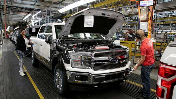 Ford reshuffles U.S. plants to beef up SUV, truck production