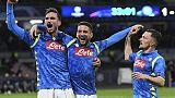 Champions: Napoli-Stella Rossa 3-1