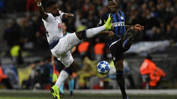 Champions: Tottenham-Inter 1-0