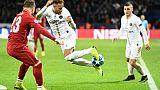 C1: Paris signe l'exploit contre Liverpool et s'ouvre la voie des huitièmes