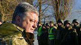 Ukraine's Poroshenko - Putin wants my whole country