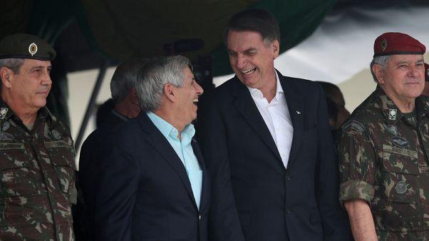 General behind deadly Haiti raid takes aim at Brazil's gangs