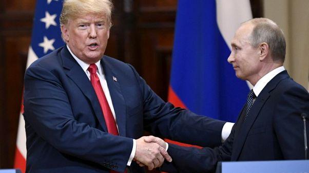 Putin, Trump due to meet at G20 on December 1 - Kremlin document