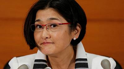 Japan central banker mum on alleged involvement in Ghosn transaction