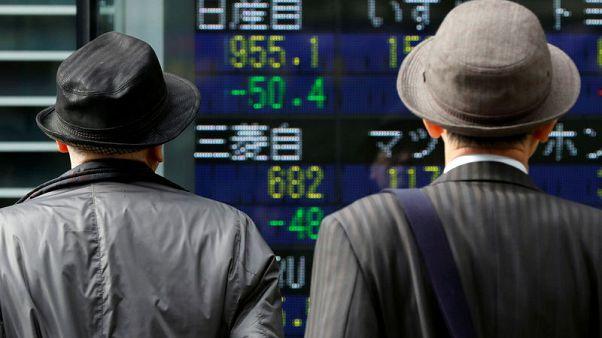 نيكي يرتفع مع صعود الأسهم المرتبطة بالدورة الاقتصادية