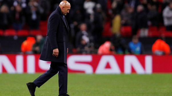 سباليتي: برشلونة لن يخذلنا وسيلعب لصالحنا في دوري الأبطال
