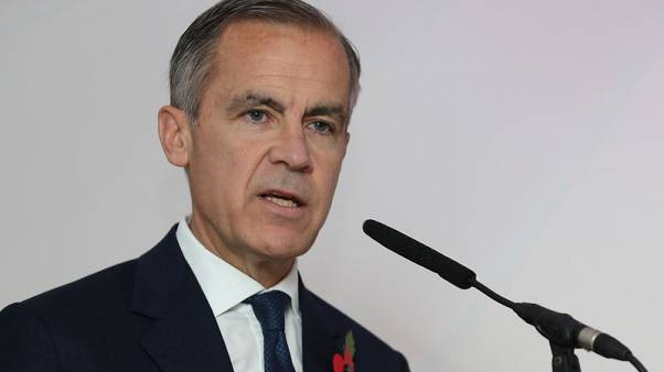 BoE's Carney says Brexit transition deal in UK's best interest - BBC