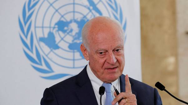 U.N. says Astana meeting on Syria a missed opportunity, no progress