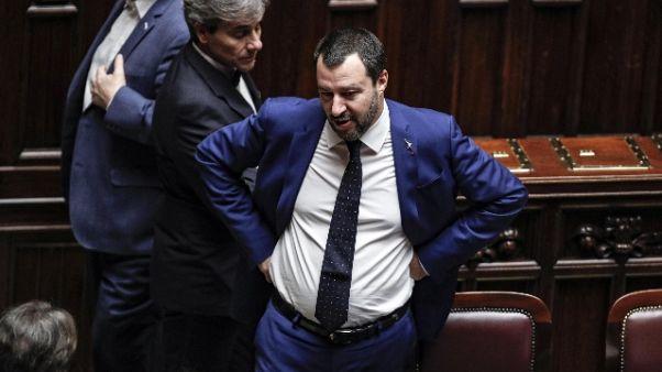 Salvini, taglio deficit non oltre 0,2%