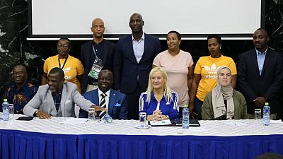 The Sports Writers Association of Ghana (SWAG) and International Sports Press Association (AIPS) Africa holds seminar for Sports Journalists
