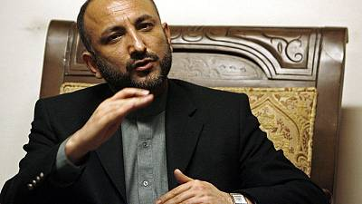 Powerful former security chief to run in Afghan presidential vote