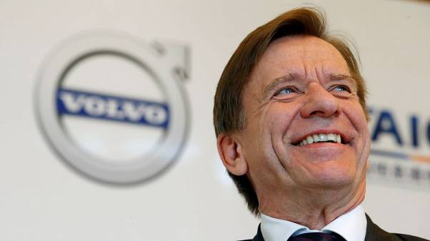 Volvo Cars has no plans currently for IPO - CEO