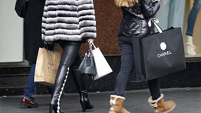 French consumer spending picked up in October
