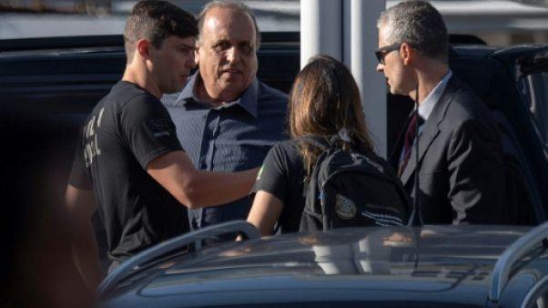 Brésil: le gouverneur de Rio arrêté dans un énième scandale de corruption